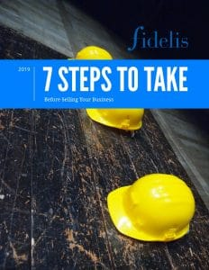 7 Steps to Take Before Selling Your Business